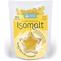 SQUIRES TEMPERED ISOMALT [Yellow (125g)]