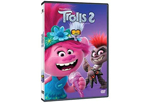 TROLLS 2 DVD