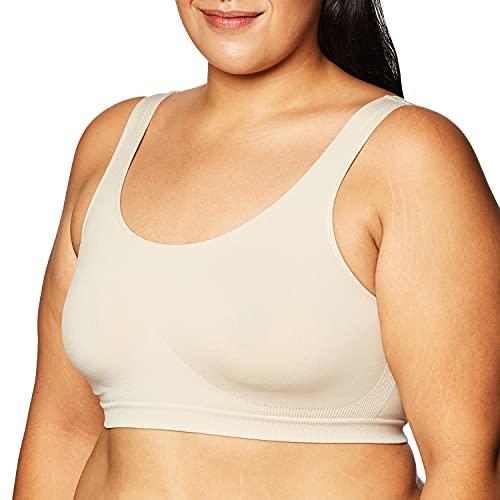 Lamaze Intimates Womens Seemless Comfort Maternity Bra Skin X-Large