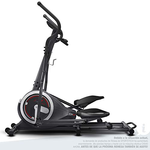 Sportstech Bicicleta Elíptica para Casa...
