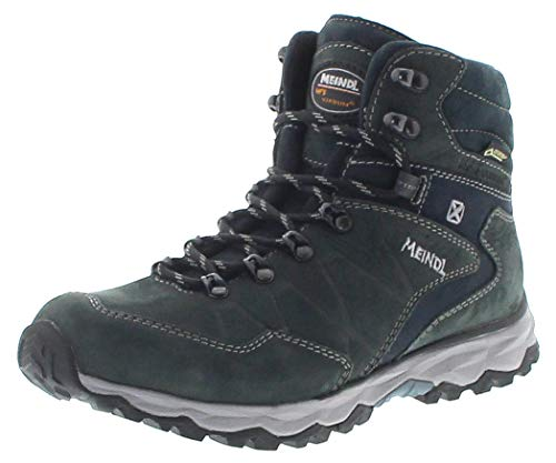 Meindl Damen Hiking Stiefel 2433-31 Vakuum Lady Bora GTX Anthrazit Nachtblau 41 EU