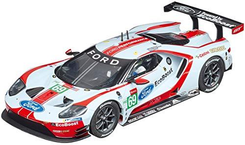 Carrera 23892 Ford GT Race Car No. 69 1:24 Scale Digital Slot Car Racing Vehicle for Carrera Digital Slot Car Race Tracks