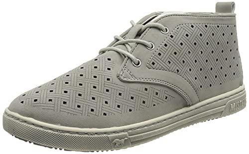 MUSTANG Damen 1349-304 Sneaker, Hellgrau, 36 EU