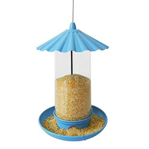 Los Comederos Colgantes De Aves Silvestres Se Alimentan con Un Tubo De Semillas, El Comedero De Aves Silvestres Atrae A Más Pájaros Decoración del Jardín