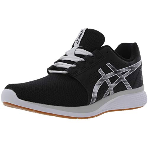 ASICS Women's Gel-Torrance 2 Running Shoes, 11M, Black/White