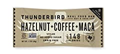 INDULGE AND ELEVATE - Thunderbird bars are that elusive sweet spot (pardon the pun) between great taste and great health. Don't compromise on either; go ahead and indulge your palate, while elevating your health. VEGAN AND PALEO BARS – Our rich tasti...