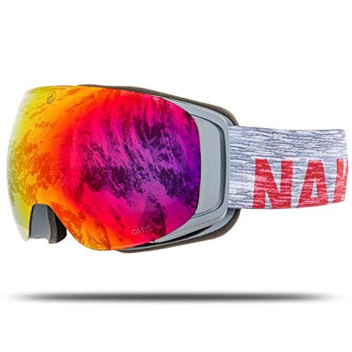 NAKED Optics -   Skibrille Snowboard