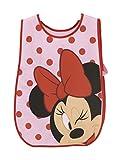 ARDITEX WD12274 Delantal sin Mangas para Actividades de Disney-Minnie