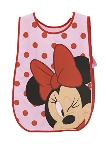 ARDITEX WD12274 Delantal sin Mangas Actividades Disney-Minnie