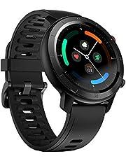 Ticwatch GTX Fitness Smartwatch voor mannen vrouwen met 10 dagen levensduur van de batterij, IP68 zwemmen, waterdicht, hartslagmeter, slaaptracking, compatibel voor iPhone Android telefoons