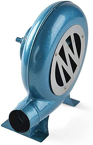 FGDFGDG Ventilador para Barbacoa, manivela, Engranaje de Hierro Forjado, encendedores para Barbacoa, Encendedor de carbón, Ventilador centrífugo Manual,350W