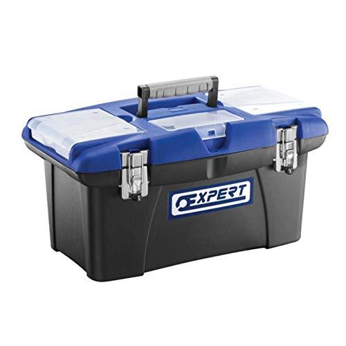 Expert E010305 - Caja de Herramienta de plástico 19'