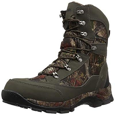 Northside Men's Buckman 400 Backpacking Boot, Dark Olive, 7 Medium US
