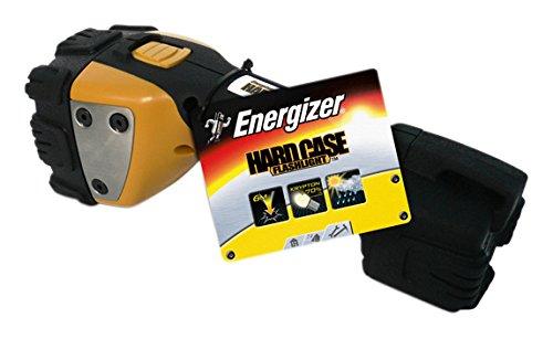 Energizer Hardcase 2D Linterna, Amarillo Y Negro