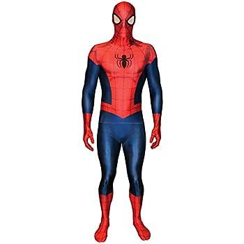 Morphsuits Disfraz de Disfraz de capitán américa Oficial tamaño ...