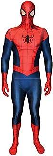 Morphsuits 'Spider-Man' - Disfaz Oficial, color Azul/ Rojo, talla XL/5'10
