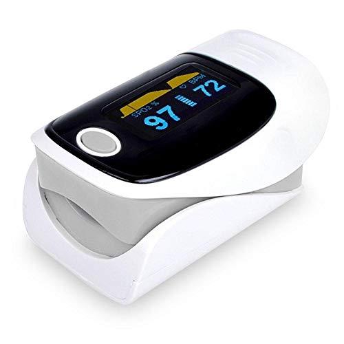 Goglor - Oxímetro de Pulso con Pantalla LCD