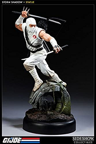 Sideshow Collectibles - G.I. Joe statuette 1 5 Storm Shadow 51 cm by Sideshow