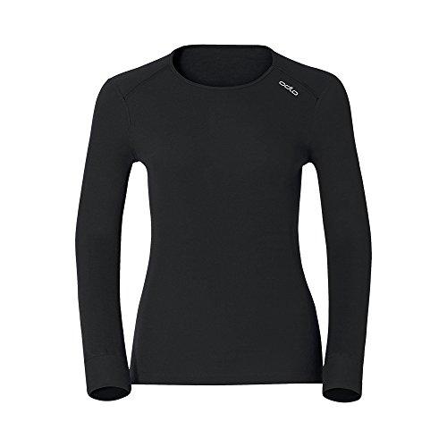 Odlo Odlo Warm Longsleeve Crew Neck Shirt Women - Damen Winterwäsche