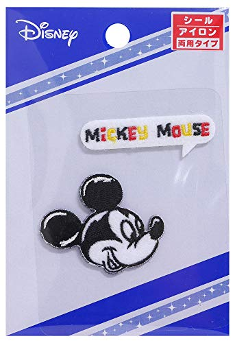 Pioneer Disney Patch Mickey Seal en strijkplank Beide type 2 Piece my5501 - my408