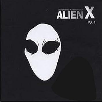 Alien X Vol. 1