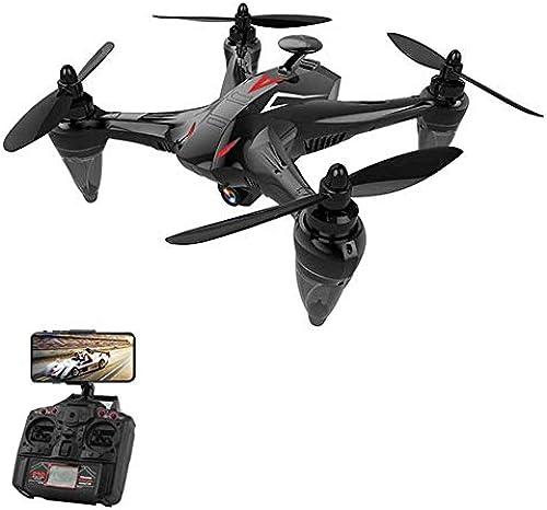 FTOPS RC-Drohne mit HD-Kamera Live-Video-WiFi-Quadcopter mit H nstand im Headless-Modus