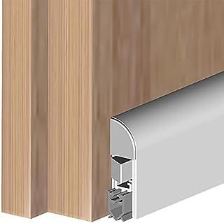 Athmer Deurafdichtingen Wind-EX   Kleur: zilver   Lengte (mm): 860