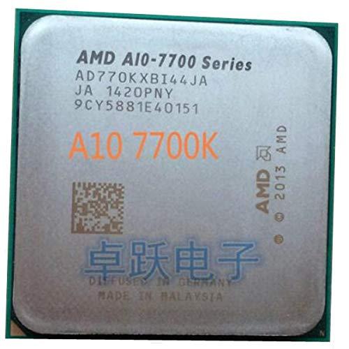 A10-Series A10 7700K A10 7700 A10-7700K 3.4 GHz Quad-Core CPU Processor Socket FM2+