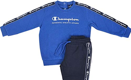 Champion Baby Crewneck Suit. Sweatshirt u. Lange Hose. Large 24 Monate 92 cm