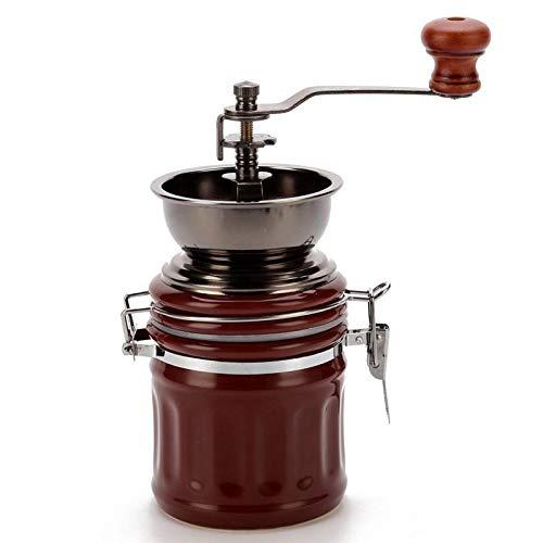SYY Handmatige koffiemolen, keramische molen, huishouden, kleine molen, handkoffiezetapparaat