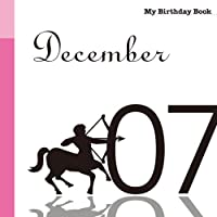 12月7日 My Birthday Book