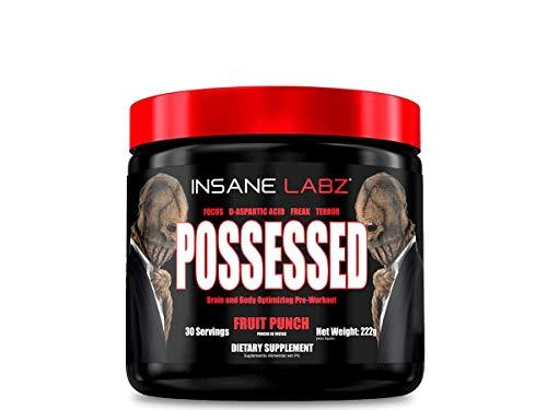 Pre Treino Insane Possessed 222g - Insane Labz (Fruit)