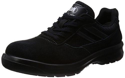[ミドリ安全] 安全靴 JIS規格 スニーカー G3550 メンズ ブラック 25.0(25cm)