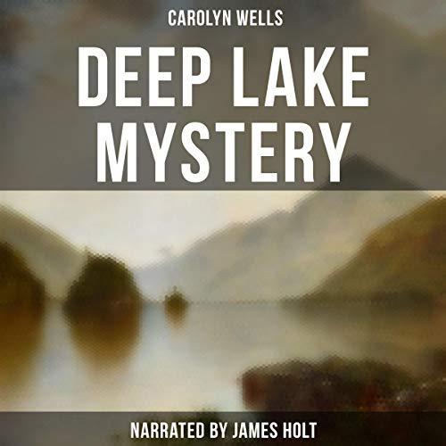 Deep Lake Mystery audiobook cover art