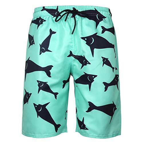 URVIP Herren Badeshorts Badehose in vielen Farben |Badeshort| Bermuda Shorts |Schwimmhose |Badehosen |Badehose für Männer in den Größen S bis 6XL L-15786 L