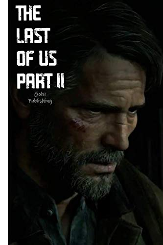 THE LAST OF US PART II NOTEBOOK: pages : 150 - dimensions : 6x9