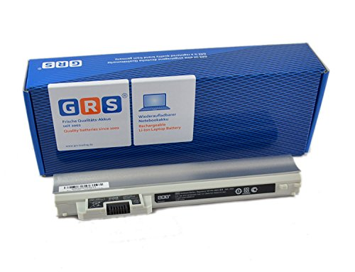 GRS Batterie pour HP DM1-3000, DM1-3007, DM1-3200 remplacé: HSTNN-OB2D, GB06, YB2D, 626869-851, 628419-001, GB06, HSTNN-YB2D, XQ504AA#ABB, Laptop Batterie 4400mAh 10,8V