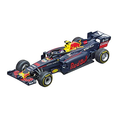 Carrera 20064144 Red Bull Racing RB14 M.Verstappen, No.33, Mehrfarbig
