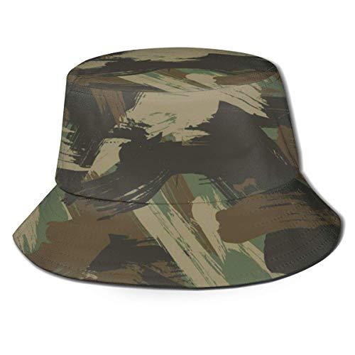 Farbe Martini Glas Unisex Niedlicher Eimer Hut Fisherman Cap Sun Hat