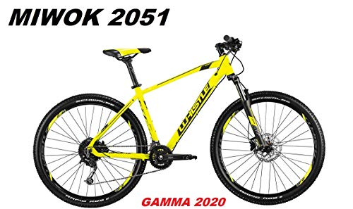 WHISTE MIWOK 2051 fiets 27,5 Shimano DEORE 18 V SUNTOUR XCM RL Gamma 2020