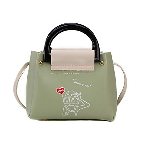 Poachers bolsos bandolera niñas adolescentes bolsos bandolera mujer baratos/Sencillo moda mujeres de color sólido pequeño bolso cuadrado de impresión bolso bolso bandolera