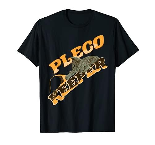 Panaque L-Wels Aquarium Zierfisch L90 Aquarianer Saugwels T-Shirt