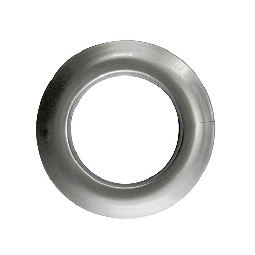 Trim&Tram DEC0070 C017 Blister de 8 Œillets à Clipser Plastique Aluminium