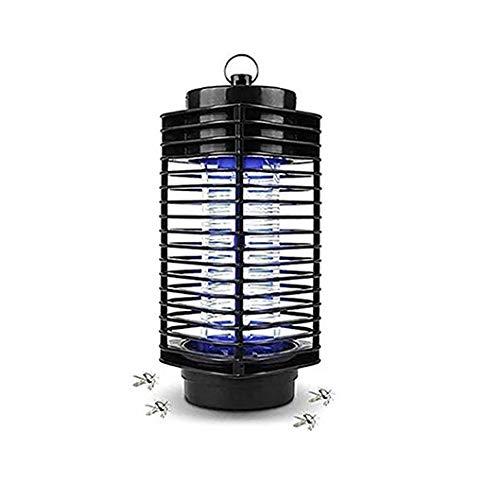 maxineer Zanzariera Elettrica Portatile UV Lampada Antizanzare Elettrico Antizanzare per Insetticida Trappola Zanzare per Casa Giardino Cucina Interno Esterno