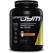 JYM Supplement Science Pro Jym Dietary Supplement,Caramel Macchiato, 4 Pound