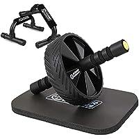 Power Guidance AB Wheel & Push Up Bar