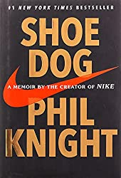 the ripening, notes, quotes, shoe dog, nike, phil knight