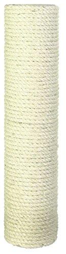 Trixie 43991 Ersatzstamm, Sisal, ø 9 × 40 cm, natur