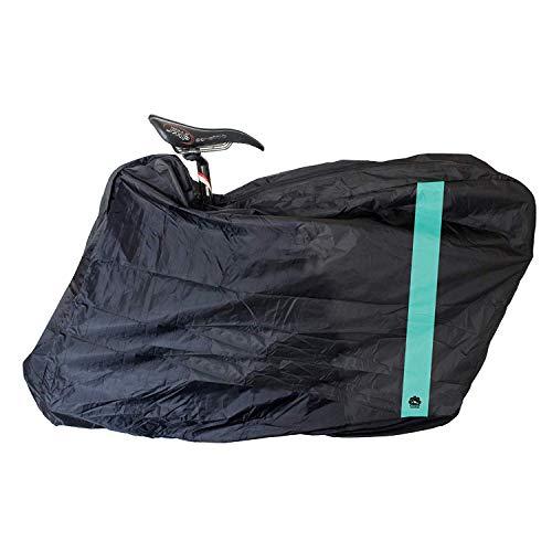 GORIX Bike Travel Bag Case Carry Transport Storage Luggage Road Mountain Bicycle (GX-Ca3) (Celeste)