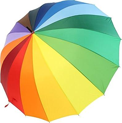 Paraguas XXL iX-Brella multicolor
